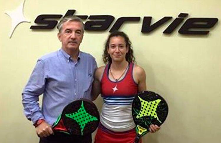 StarVie prolonga su compromiso con Ara Martínez