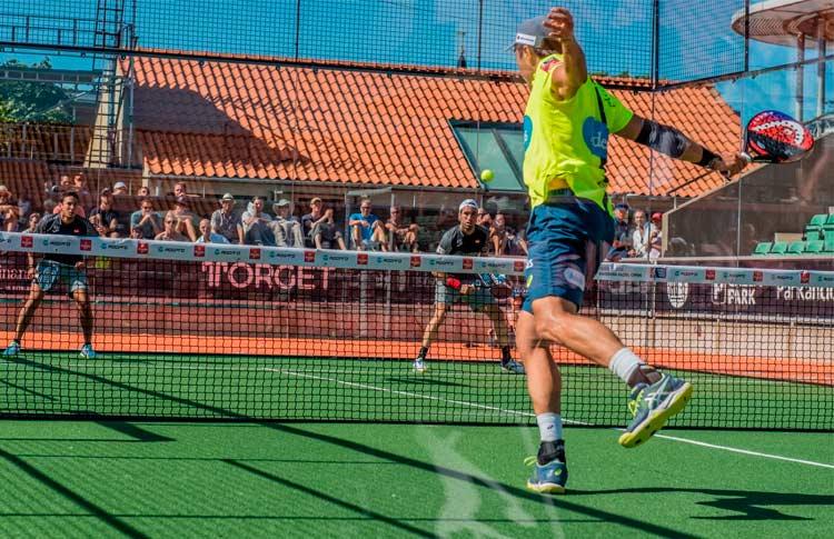 Swedish Padel Open: Orden de Juego de Cuartos de Final