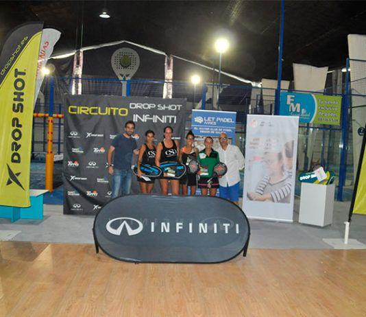 Galicia volvió a disfrutar del Circuito Drop Shot - Infiniti