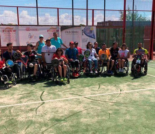 Il III campionato spagnolo di sedie a rotelle a Padova culmina a Punta Umbría