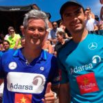 Miguel Lamperti y Juani Mieres se coronan como los 'Reyes indiscutibles' de Bruselas