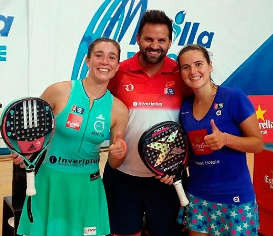 Melilla Challenger: Marta Ortega e Ari Sánchez, campioni
