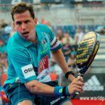 Valladolid Open: Paquito Navarro, en acción