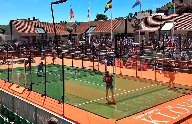 Swedish Padel Open: La primera ronda completa sus primeros partidos sin sorpresas