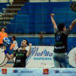Melilla Challenger: Uri Botello-Javi Ruiz, ganadores