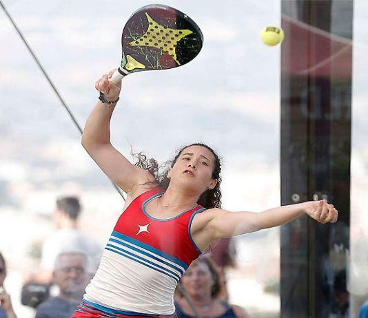 Vallbanc Andorra La Vella Open: Araceli Martínez, in azione