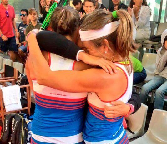 Vallbanc Andorra La Vella Open: Carolina Navarro y Cecilia Reiter, a semifinales