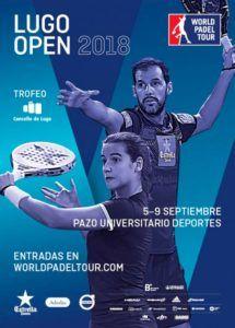 El Lugo Open contará con la presencia de 144 parejas