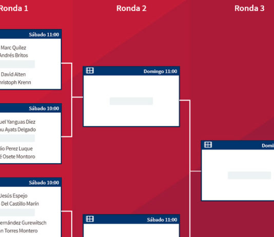 Oeiras Valley Portugal Padel Masters: Las Rondas Previas arrancarán con duelos vibrantes