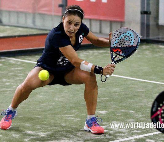Lugo Open: Eli Amatriain, in azione