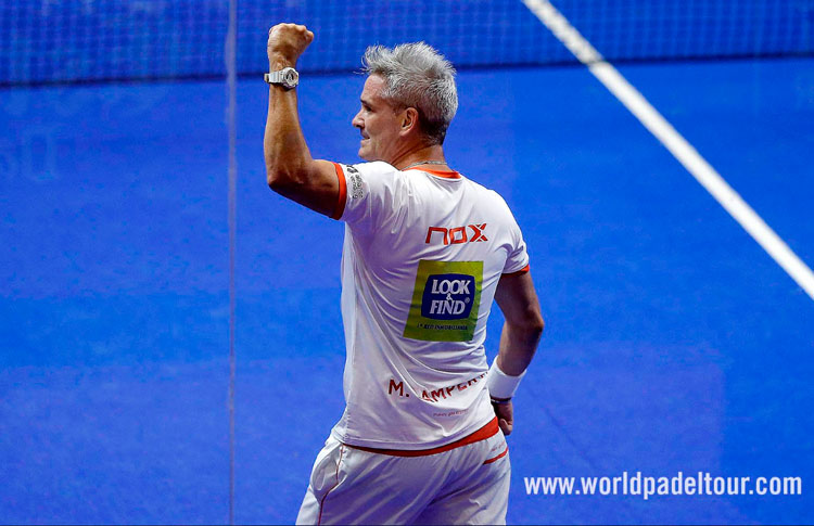 Lamperti And Capra New Partner For The World Padel Tour 2019