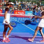 Madrid WOpen 2018: Marta Marrero-Alejandra Salazar, en acción