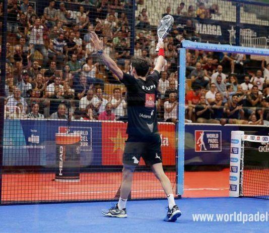 Lugo Open: Cristian y Stupa dan un gran golpe frente a Sanyo Gutiérrez-Maxi Sánchez