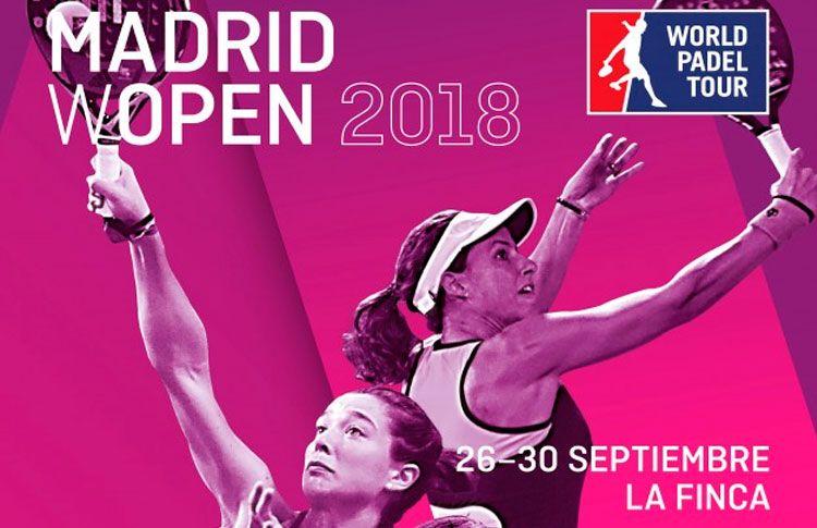 Padelmanía estará en el WOpen de Madrid