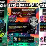 Los Torneos Time2Padel del fin de semana.