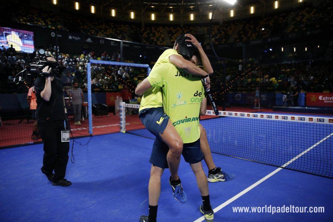 Javi Ruiz y Uri Botello bilbao Open. | WPT