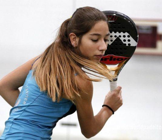 La giovane giocatrice Carmen Goneaga, di 14 anni, ha infranto tutti i record di precocità nel Women's BIlbao Open.