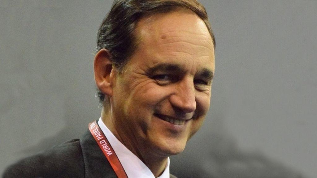 Alfredo Garbisu, presidente de la FEP.