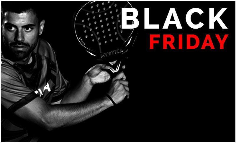 Comenzar Pebish Galleta  Black Friday comes to Time2Padel | Padel World Press 2021