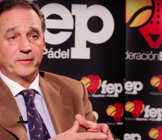 Alfredo Garbisu, presidente della FEP.   FEP