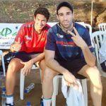 Uri y Javi Ruiz Mundial de Paraguay.