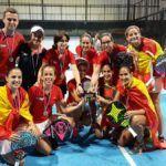 Selección femenina FEP.