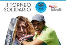Belasteguin y Puyol, padrinos del II Torneo de Pádel Solidario XAP.