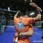Sanyo y Maxi, campeones del Murcia Open. | WPT