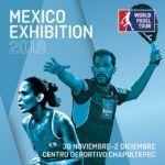 El cartel del Mexico Exhibition.