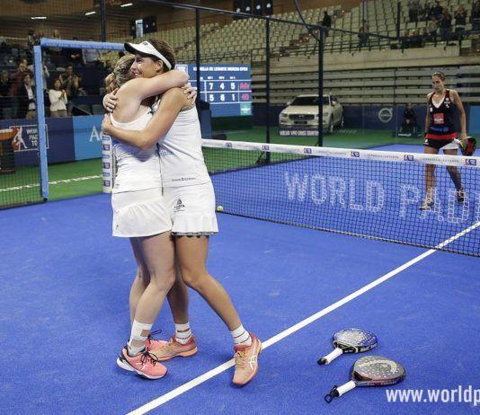 Marrero y Salazar celebran el triunfo en el Murcia Open. | WPT