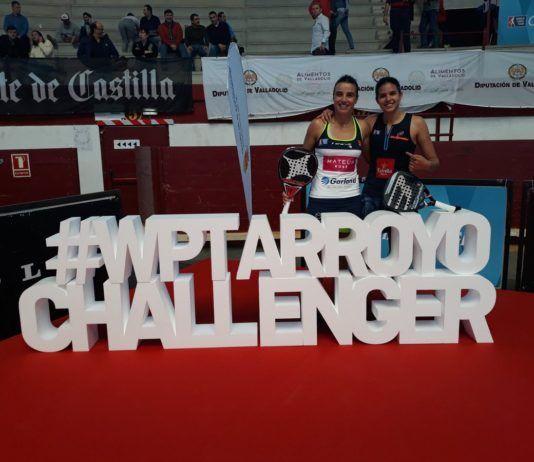Brea y Nogueira en el Arroyo de la Encomienda Challenger.