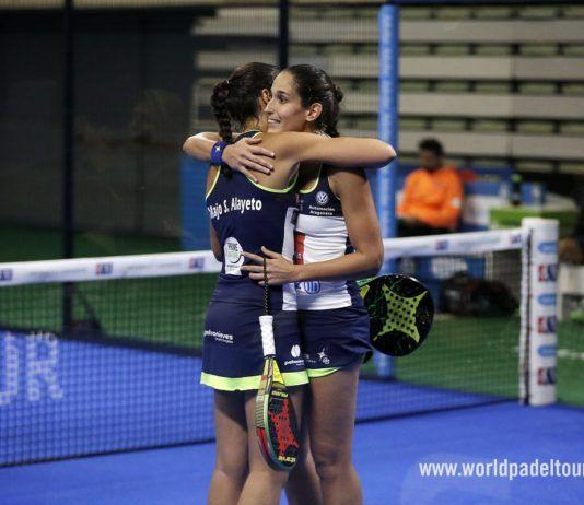 Mapi y Majo Sánchez Alayeto en el Murcia Open. | WPT