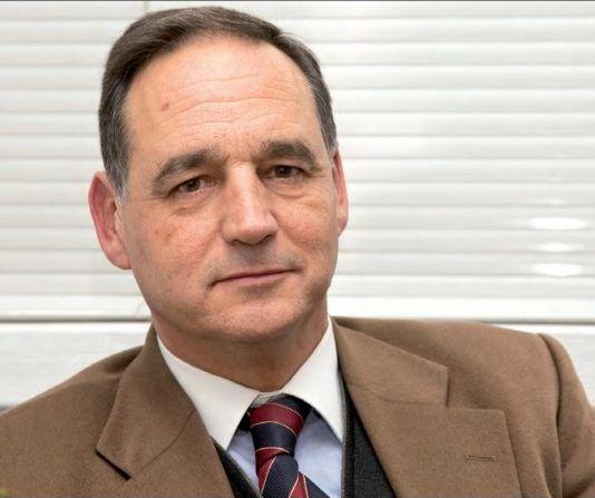 Alfredo Garbisu, presidente de la FEP.   Pepe Varela.