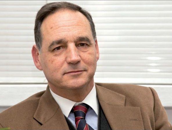Alfredo Garbisu, presidente de la FEP. | Pepe Varela.