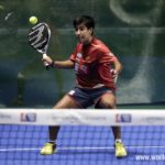 Fede Chingotto en el Murcia Open.