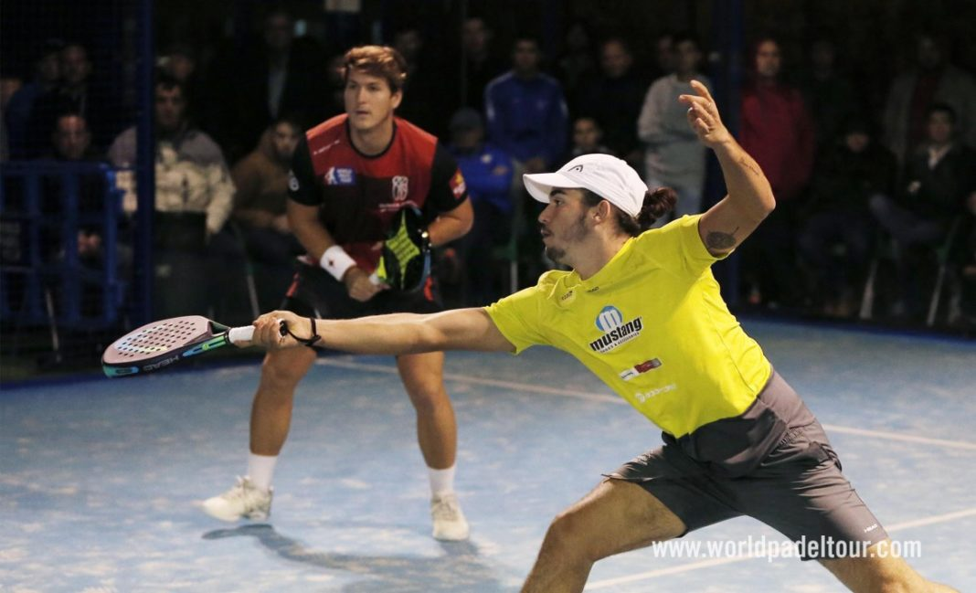 José David Sánchez, Murcia Open.