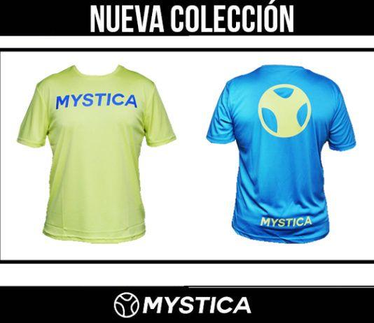 Le nuove t-shirt Mystica per 2019.