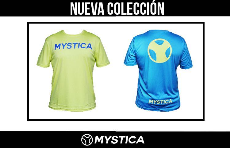 Las nuevas camisetas Mystica para el 2019.