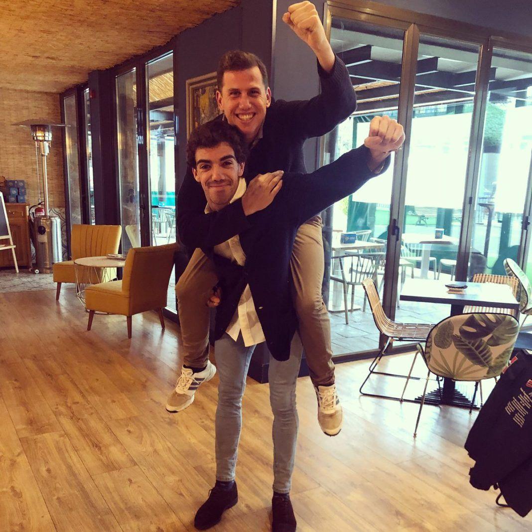 Paquito Navarro y Juan Lebrón, pareja para el World Padel Tour 2019.
