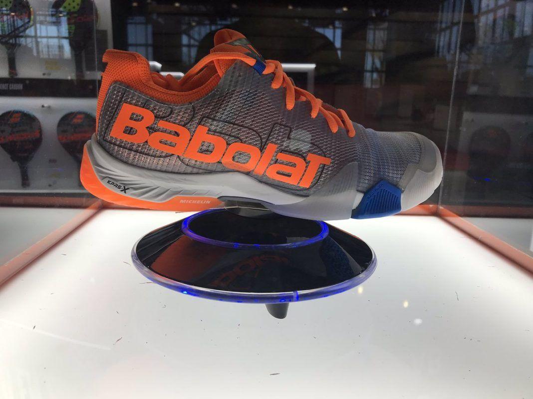 Las nuevas Babolat Jet Premura 2019.