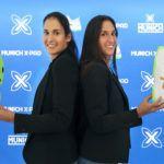 Mapi y Majo, nuevo referente para Munich Padel.