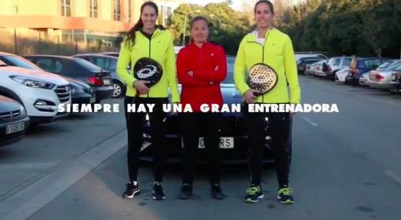Marcela Ferrari, nueva entrenadora de Triay y Sainz.