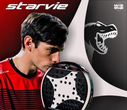 Franco Stupaczuk firma con Star Vie.