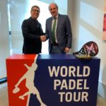 Nox, nueva pala oficial del World Padel Tour.