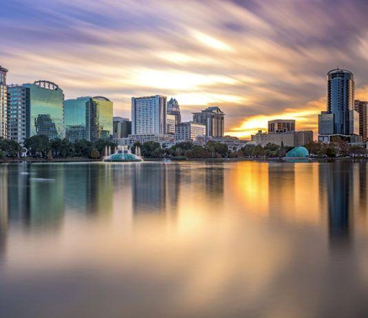 Orlando, città ospitante della Racquet Sport Conference.