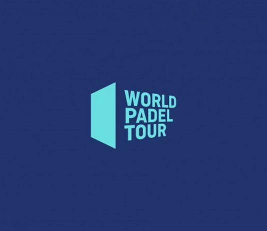 Il nuovo logo World Padel Tour.