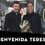 Teresa Navarro, la gran apuesta de Kombat Padel.