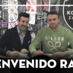 Rafa Méndez firma por Kombat Padel.