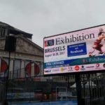 El Brussels Exhibition de 2017.