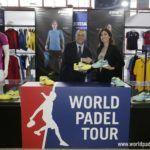 JOMA, nueva zapatillas oficial del World Padel Tour.